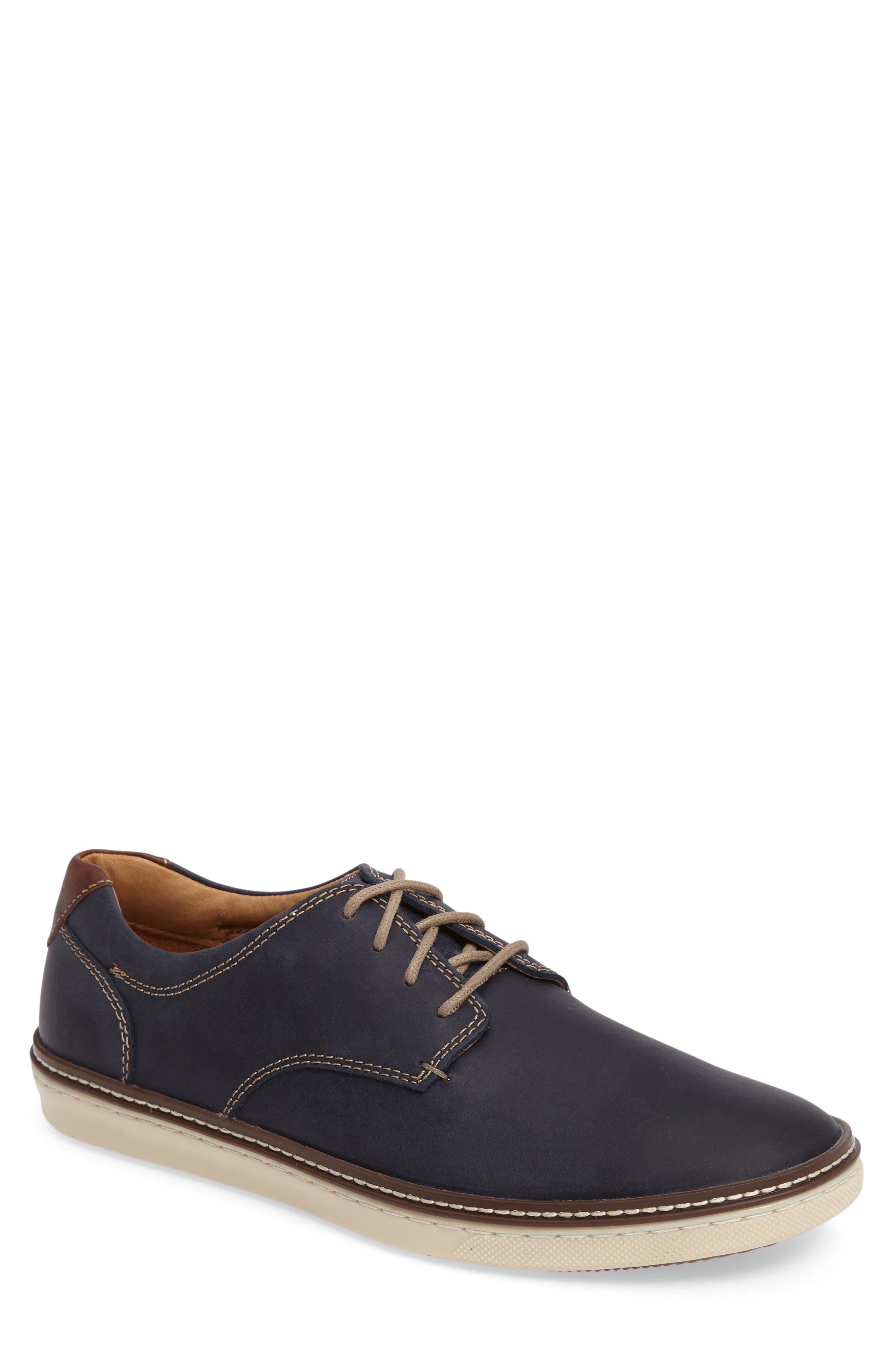 Mcguffey Plain Toe Sneaker