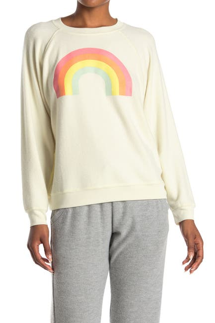 Image of WILDFOX Sommers After the Rain Pullover