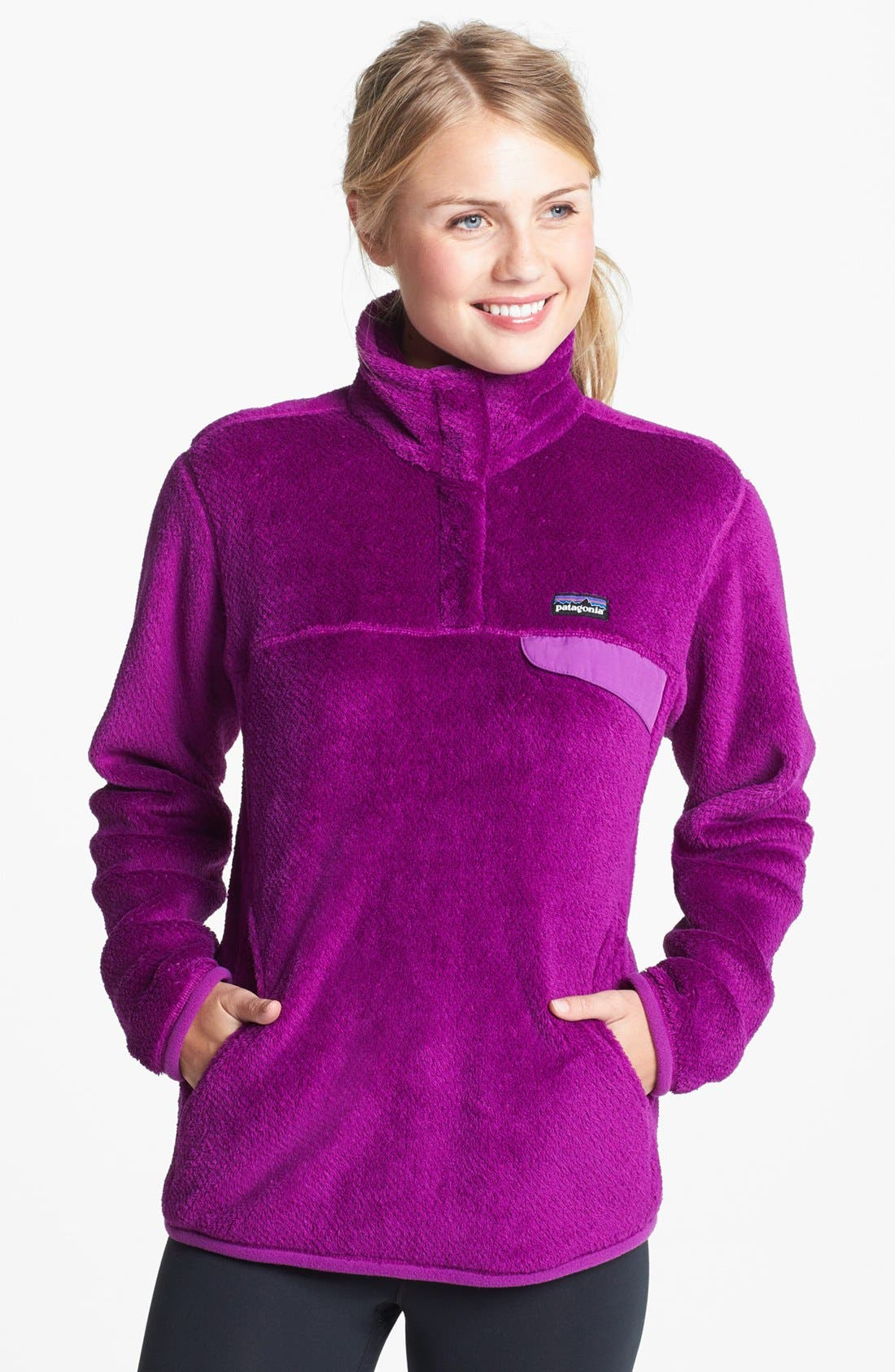 ,                             Re-Tool Snap-T<sup>®</sup> Fleece Pullover,                             Main thumbnail 158, color,                             500
