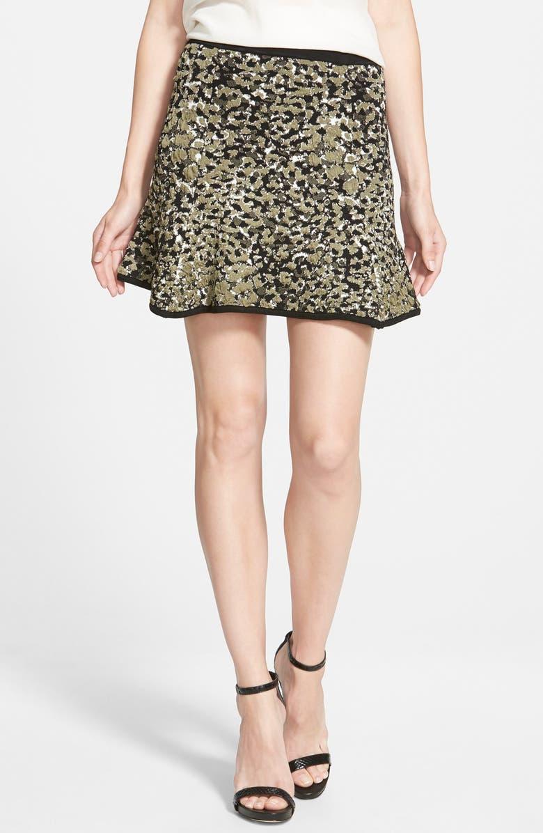 REBECCA MINKOFF 'Mel' Skirt, Main, color, 301