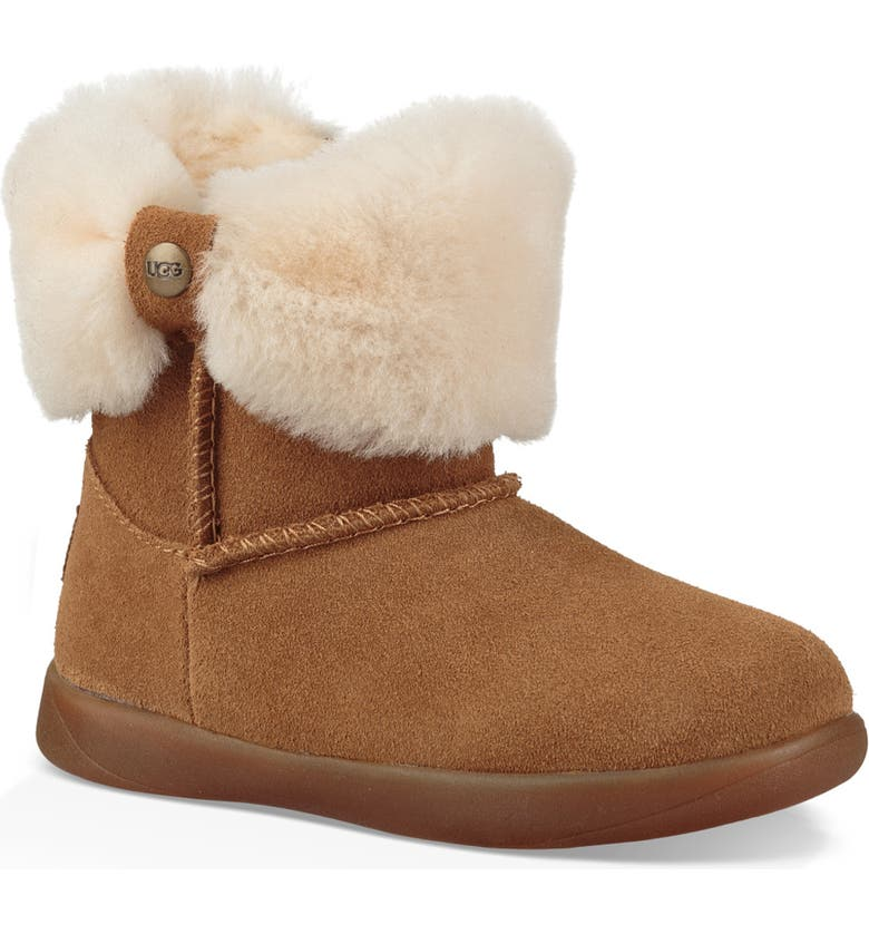UGG<SUP>®</SUP> Ramona Classic Short Boot, Main, color, CHESTNUT