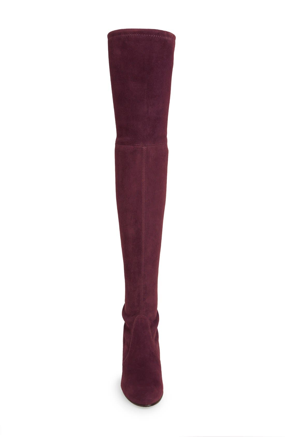,                             'Highland' Over the Knee Boot,                             Alternate thumbnail 69, color,                             511