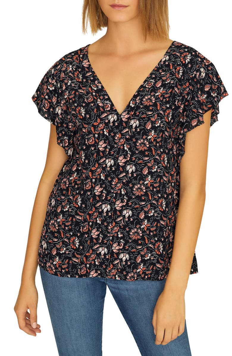 countryside-floral-flowy-top by sanctuary