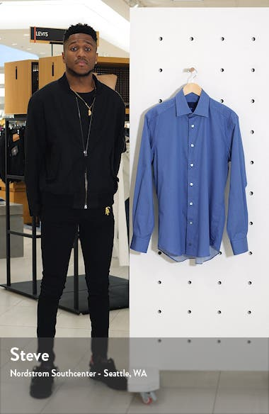 Regular Fit Diamond Dress Shirt, sales video thumbnail