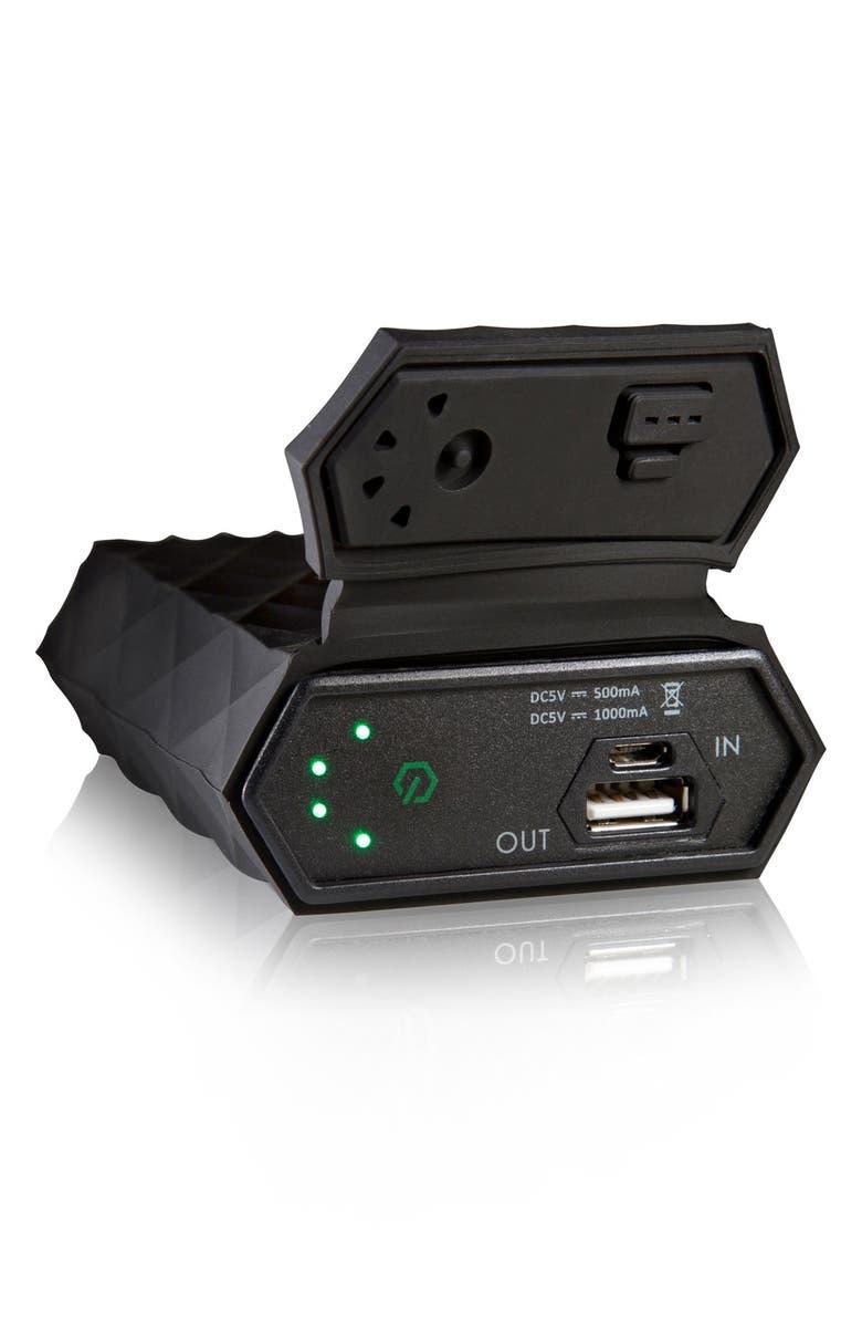 OUTDOOR TECH 'Kodiak' Portable Power Bank, Main, color, 001