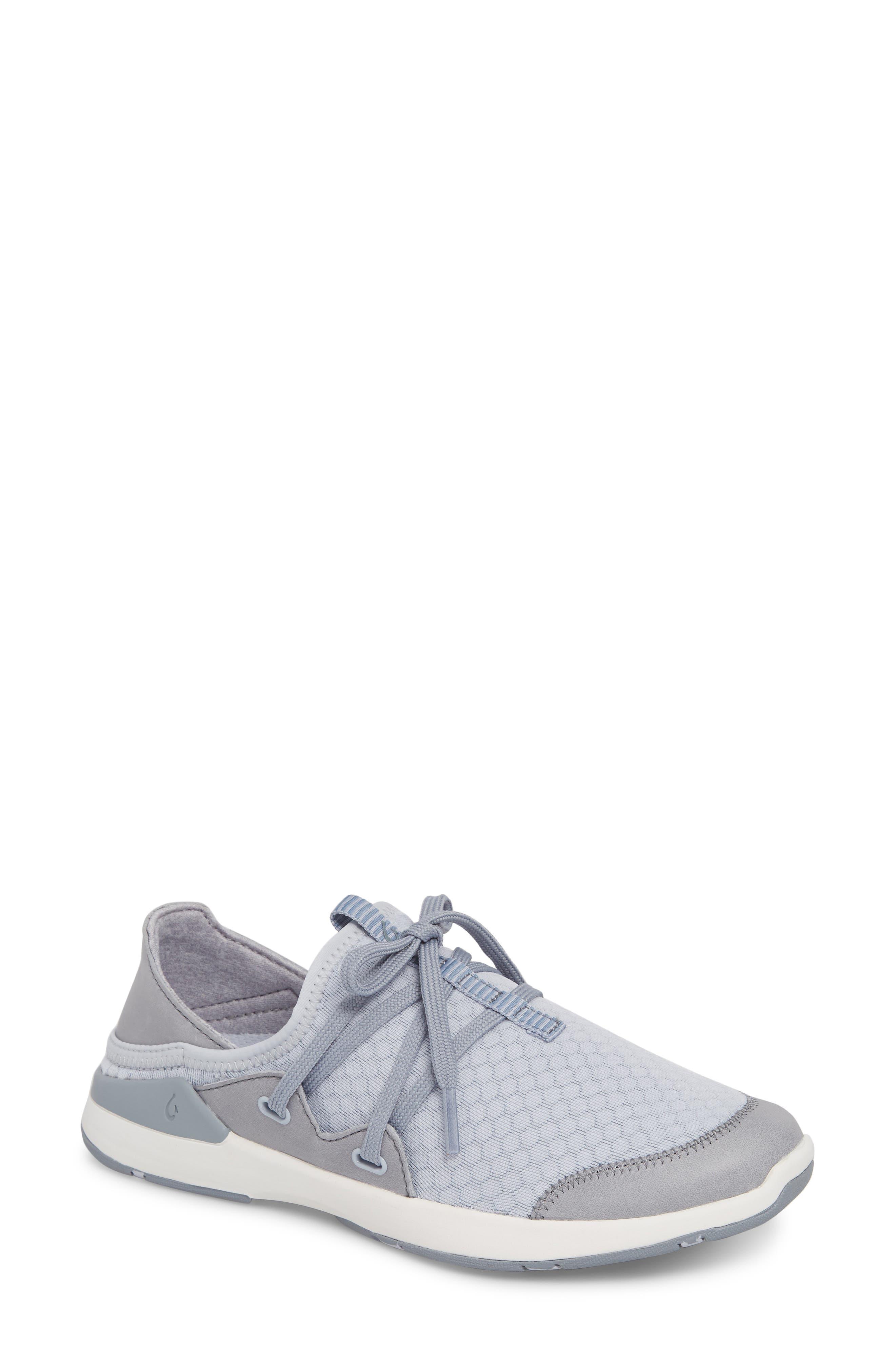 Olukai Miki Li Convertible Sneaker, Blue