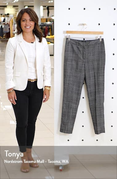Plaid Skinny Pants, sales video thumbnail