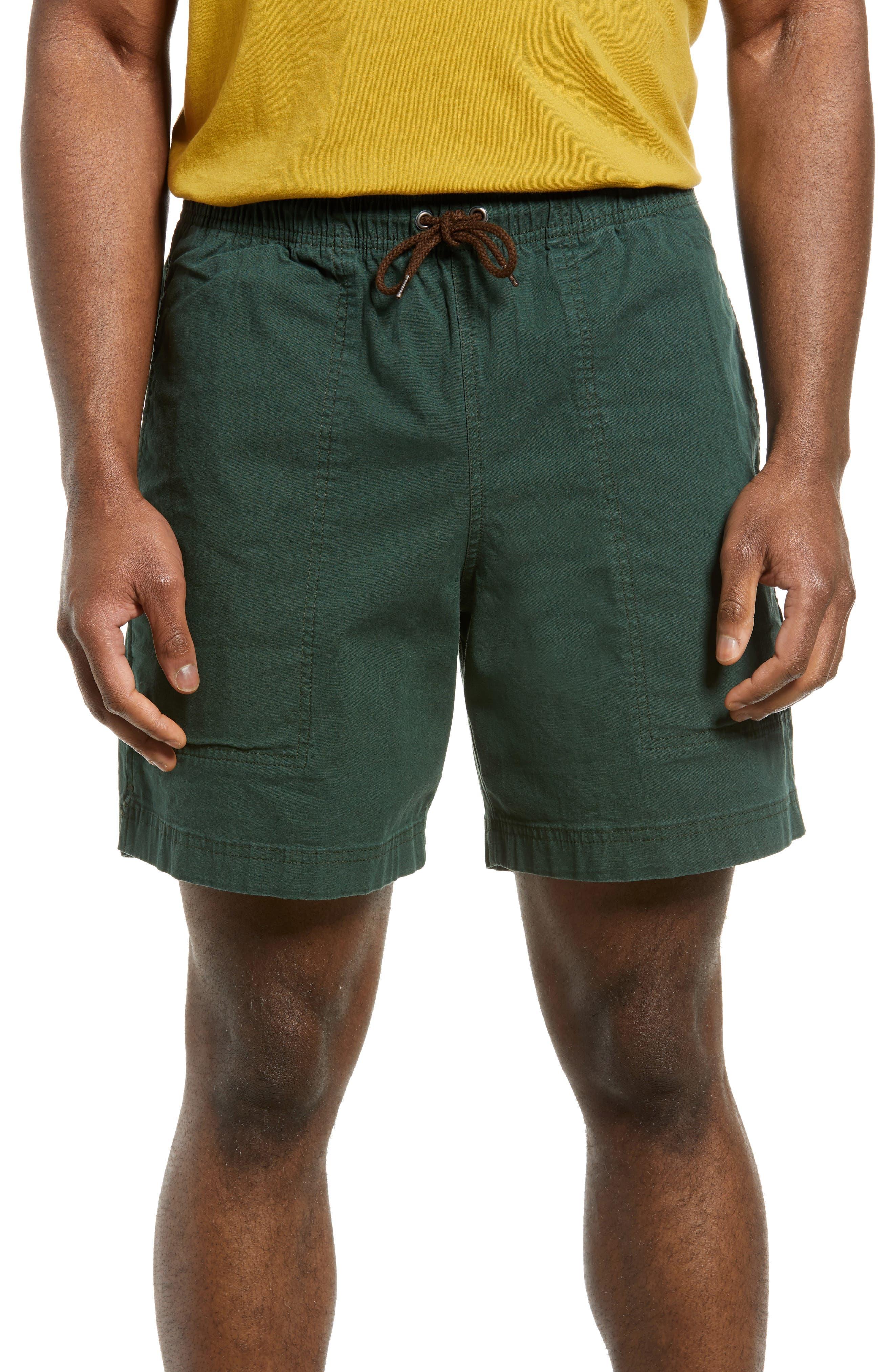 Dry Falls Drawstring Shorts