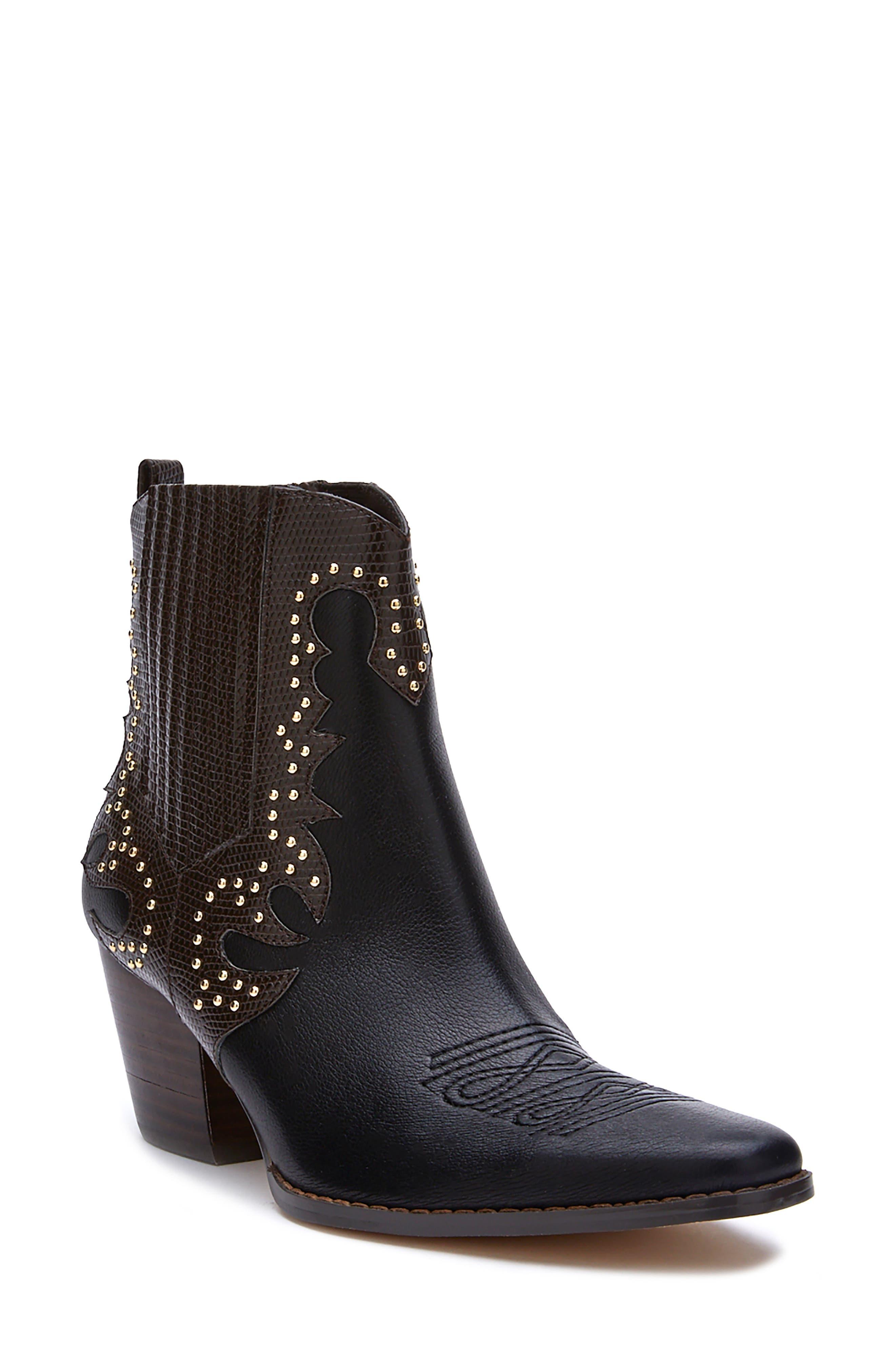 Eliza Western Boot