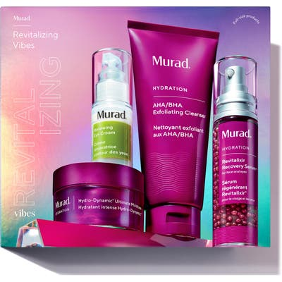 Murad Revitalizing Vibes Skincare Set