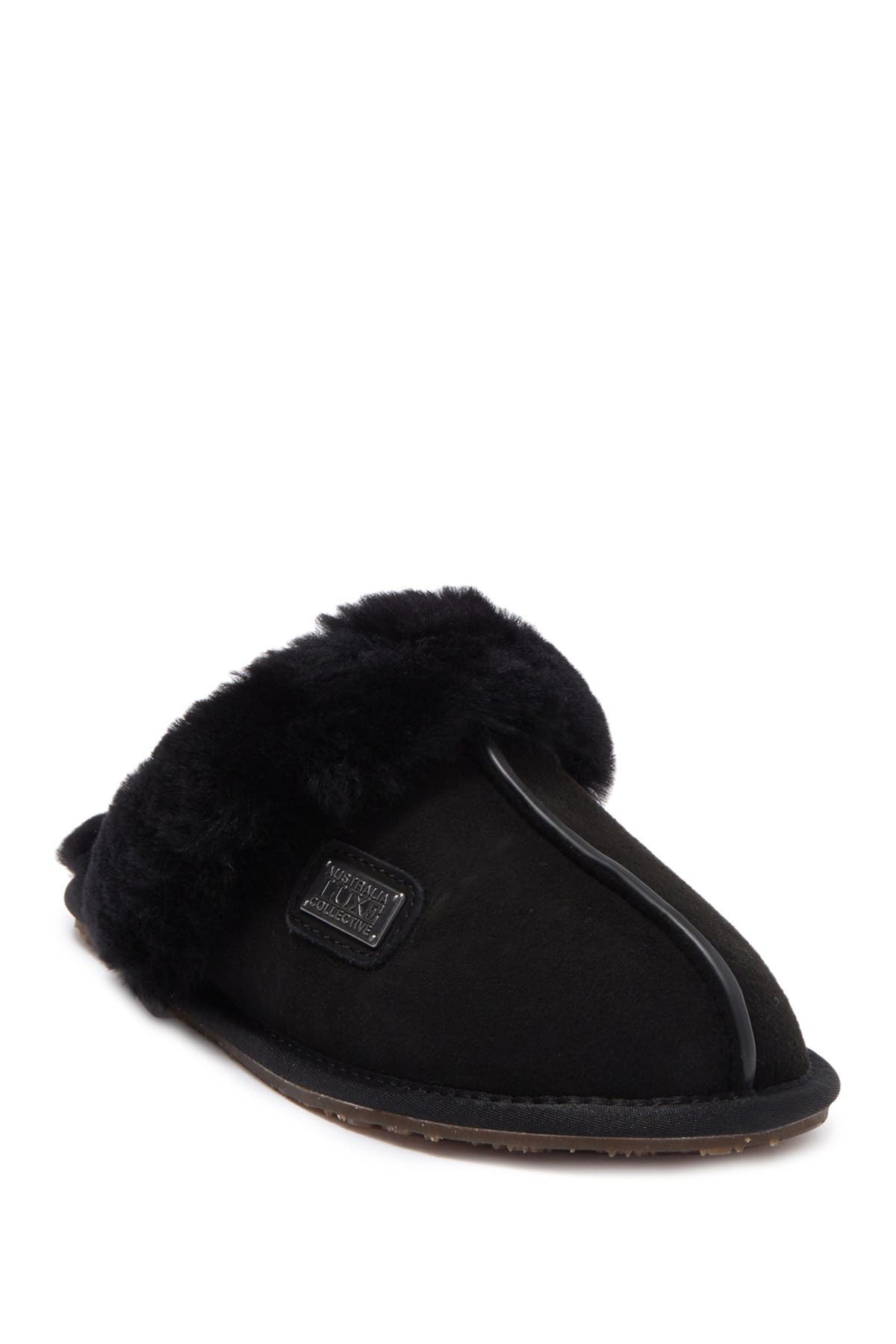 Image of Australia Luxe Collective Genuine Shearling Mule Slipper