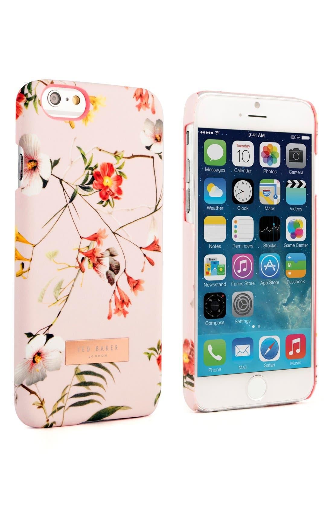 Simeto iPhone 6/6s Case, Main, color, 650