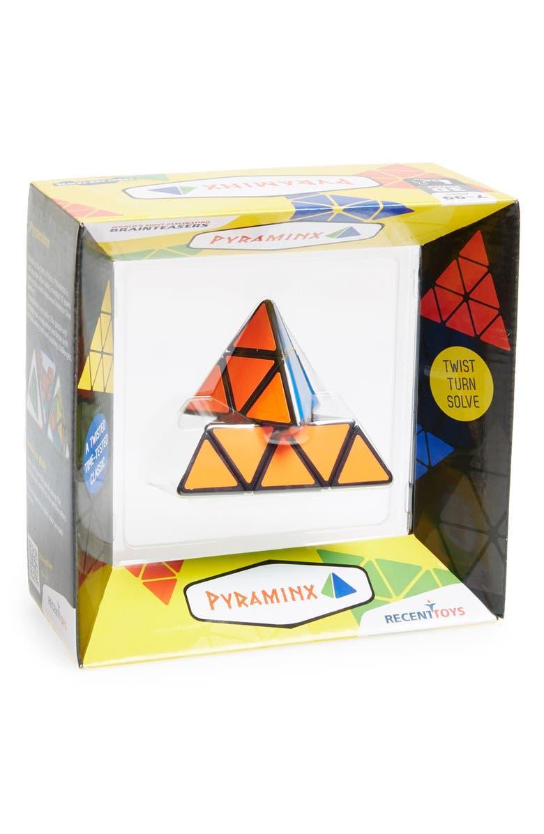 RECENT TOYS 'Pyraminx' Puzzle, Main, color, 000