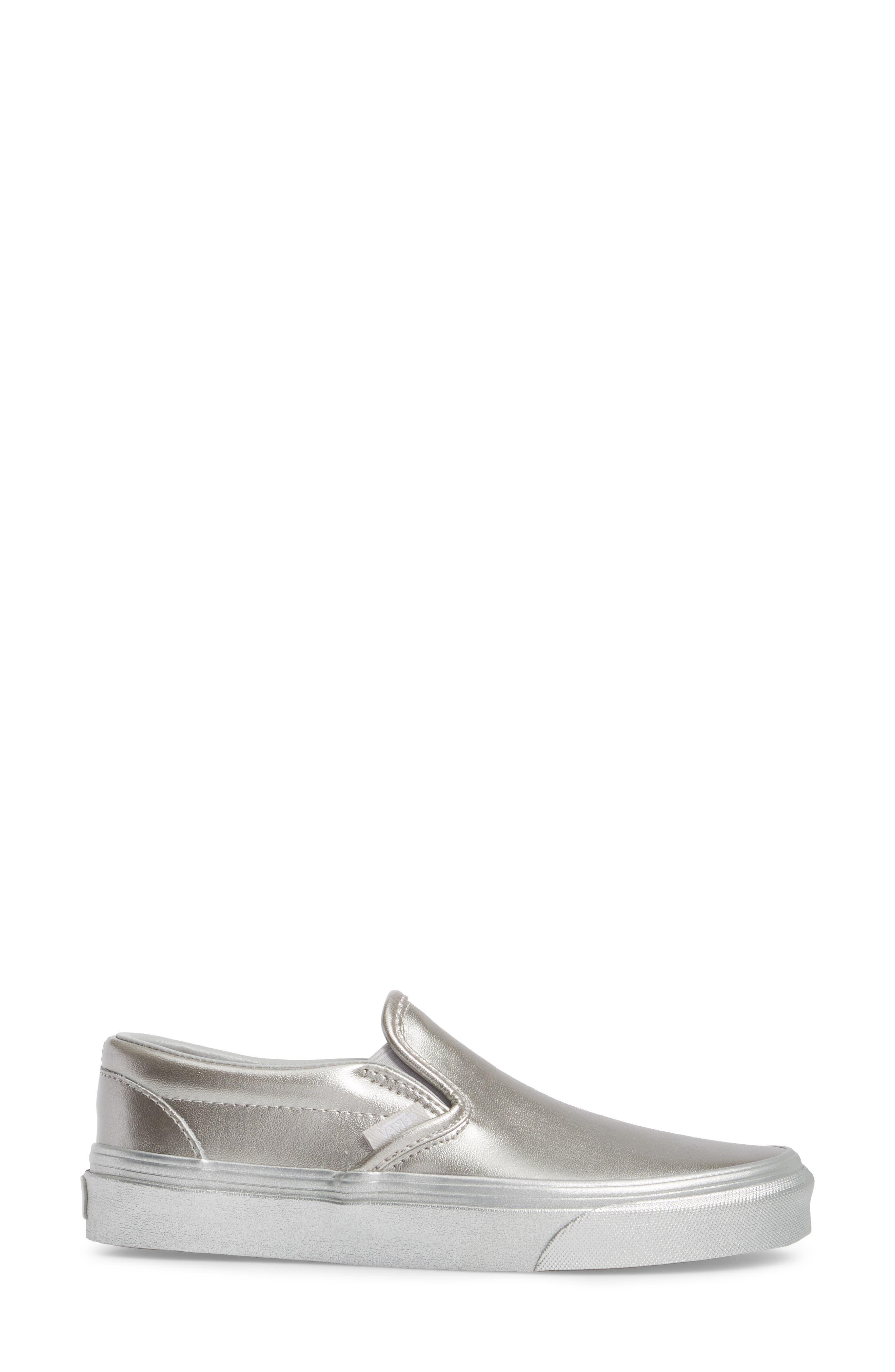 ,                             Classic Slip-On Sneaker,                             Alternate thumbnail 101, color,                             045
