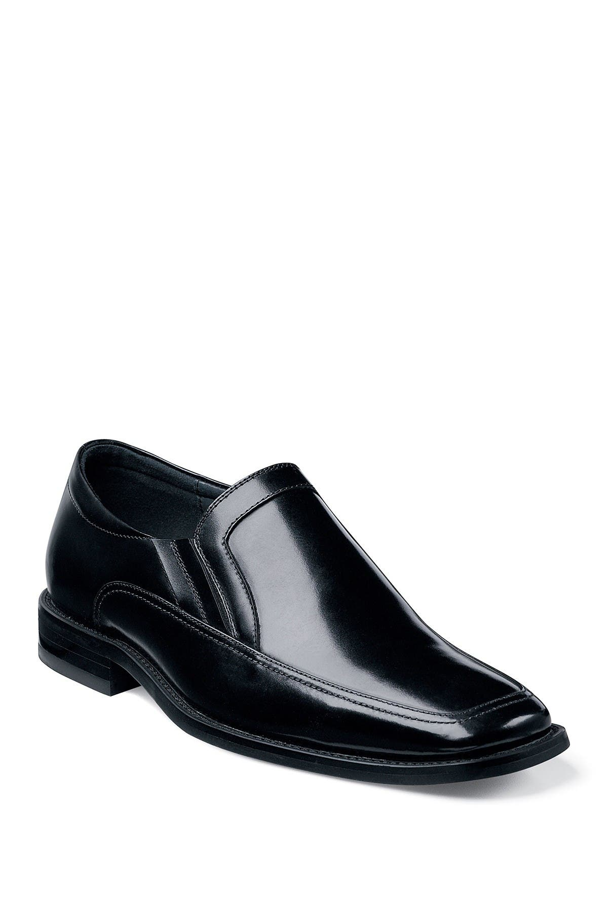 Image of Stacy Adams Felton Apron Toe Slip-On Loafer - Wide Width Available