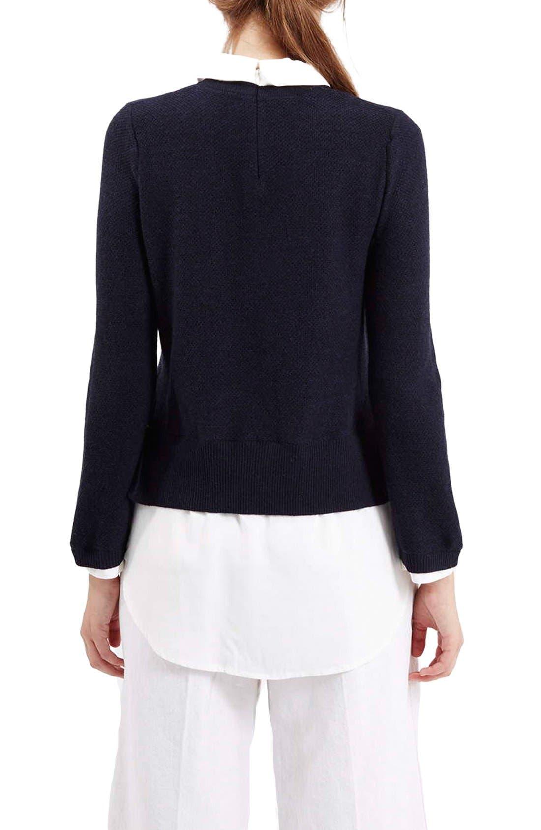 ,                             Hybrid Dual Layer Shirt,                             Alternate thumbnail 2, color,                             410