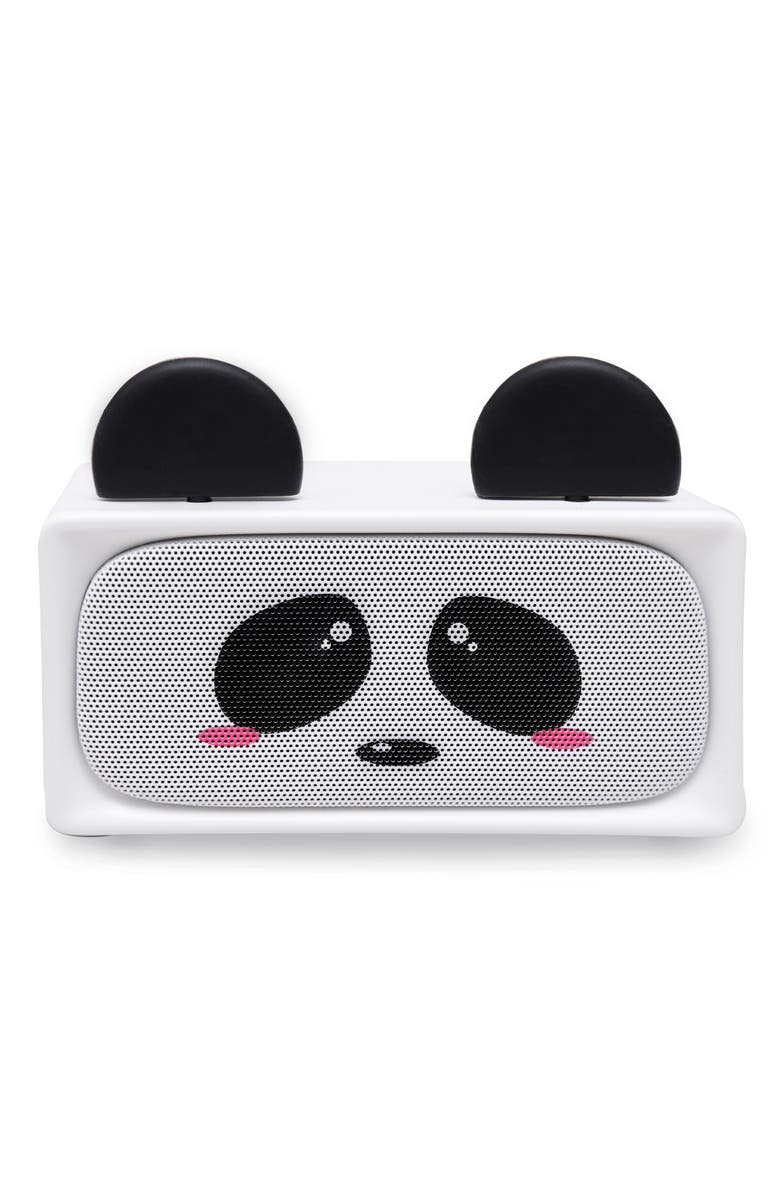 MOB MOBILITY OF BOARD MOB Mobility on Board Adorable Panda Bluetooth<sup>®</sup> Speaker, Main, color, 100