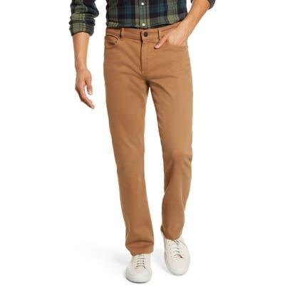 Dl1961 Russell Slim Straight Leg Jeans, Beige