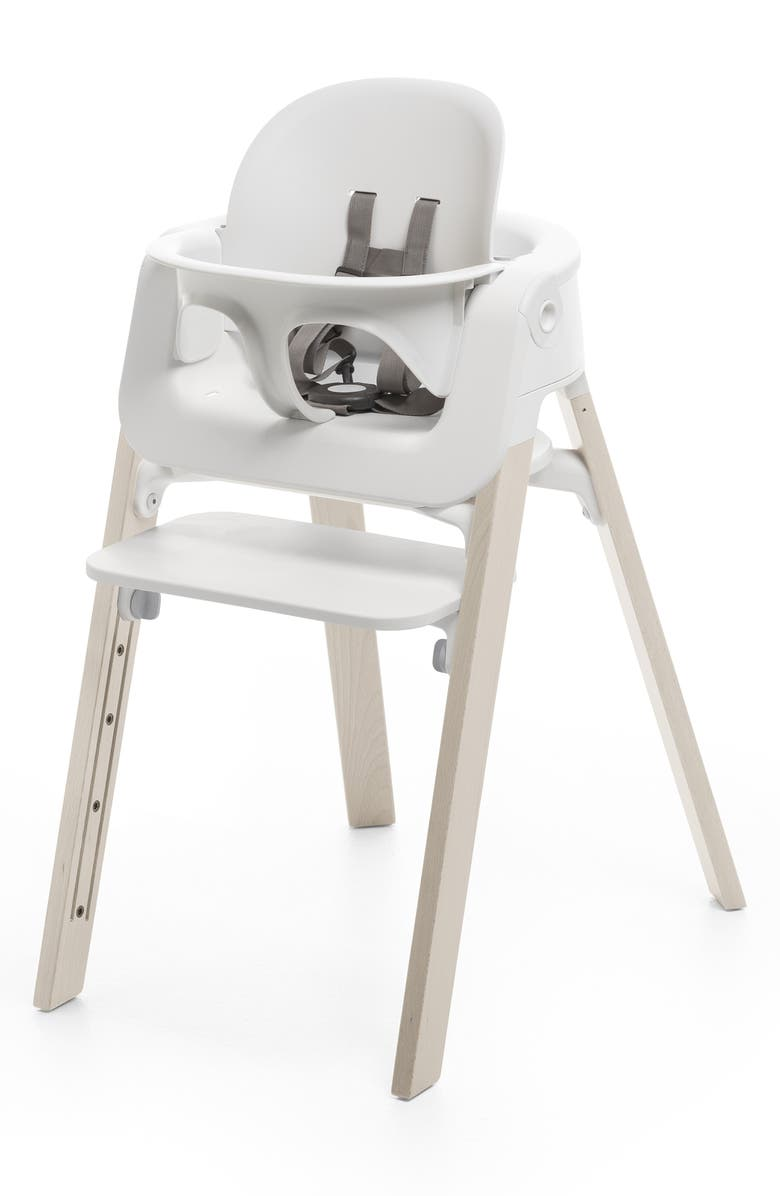 STOKKE Steps<sup>™</sup> Baby Seat, Main, color, WHITE