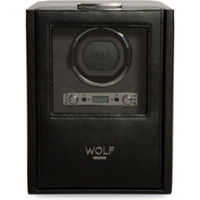 Wolf Blake Single Watch Winder - Black