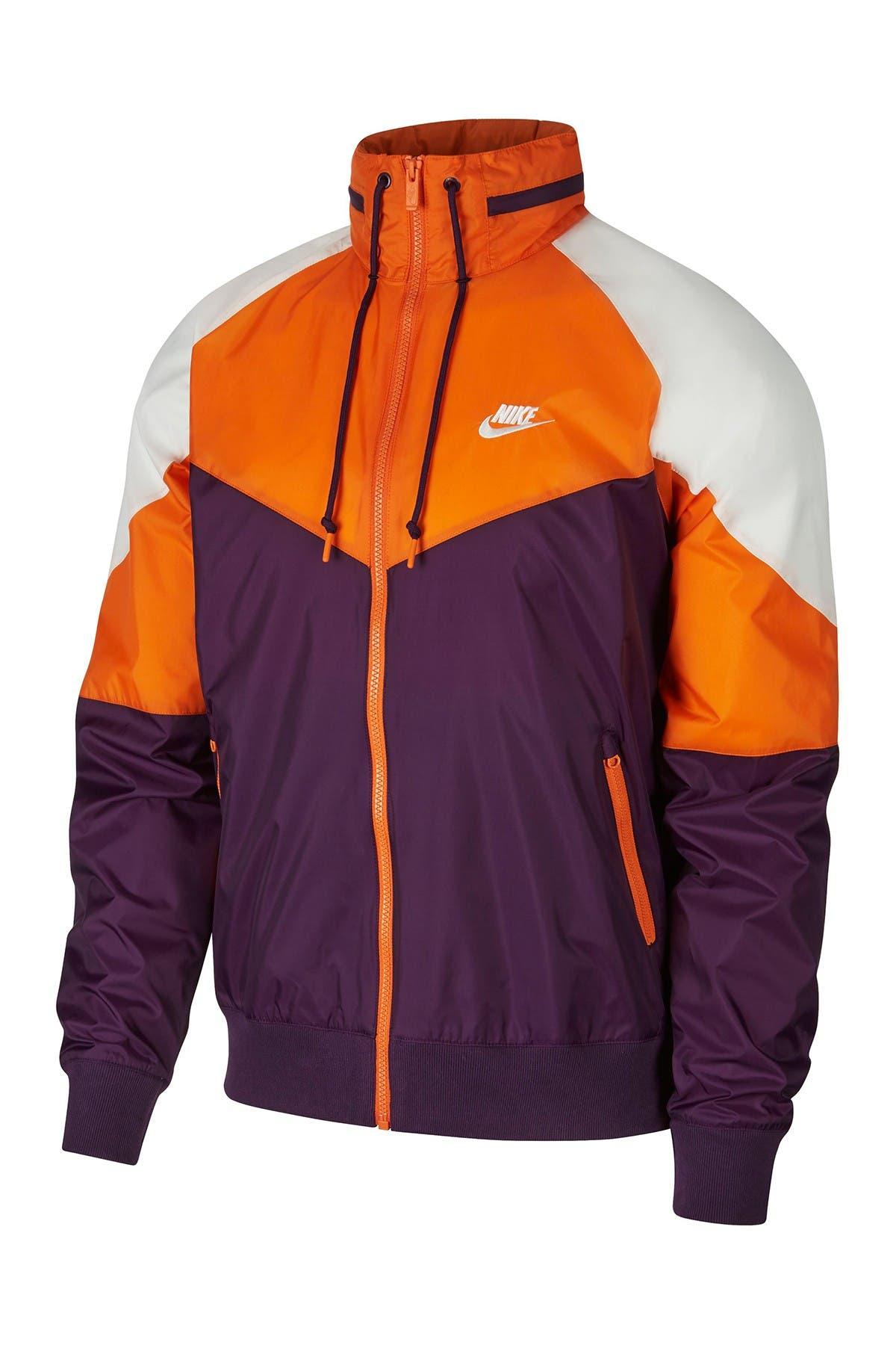juego Escrutinio Monopolio  Nike | Colorblock Windbreaker Jacket | Nordstrom Rack