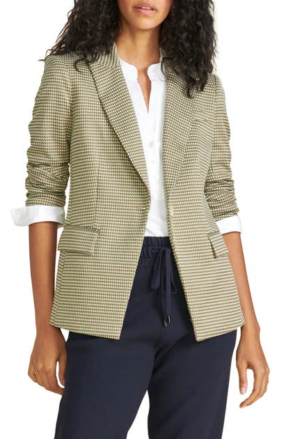 Veronica Beard ZENI CHECK BLAZER
