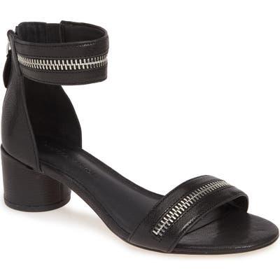 Rebecca Minkoff Ortenne Ankle Strap Sandal, Black