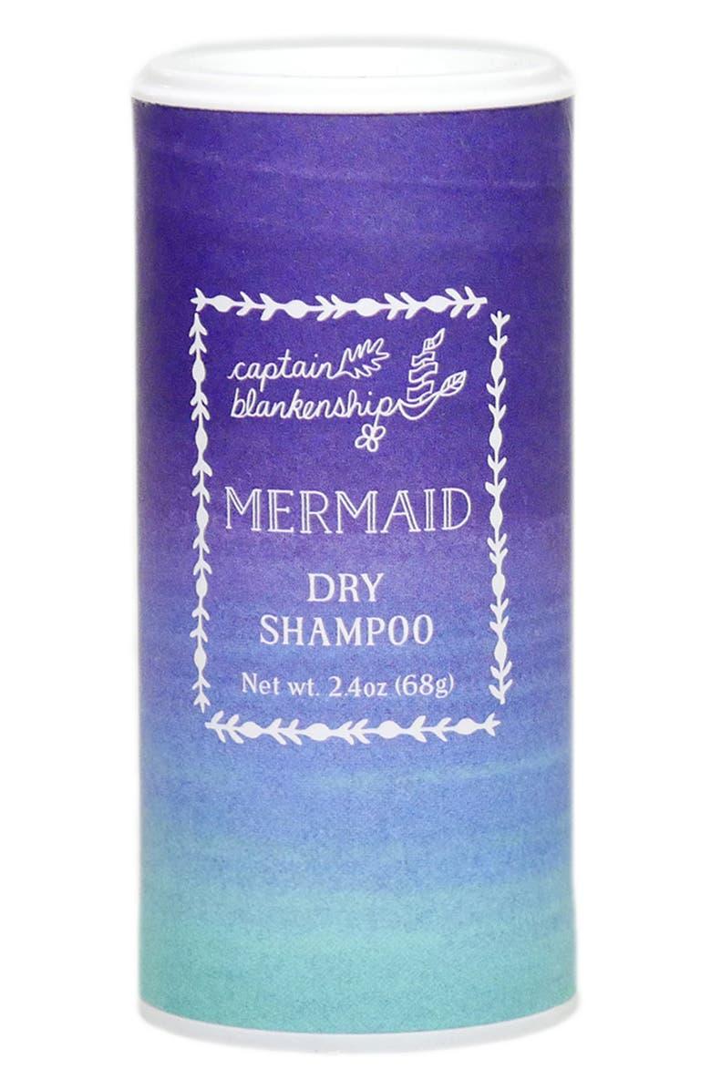 CAPTAIN BLANKENSHIP Mermaid Dry Shampoo, Main, color, NO COLOR