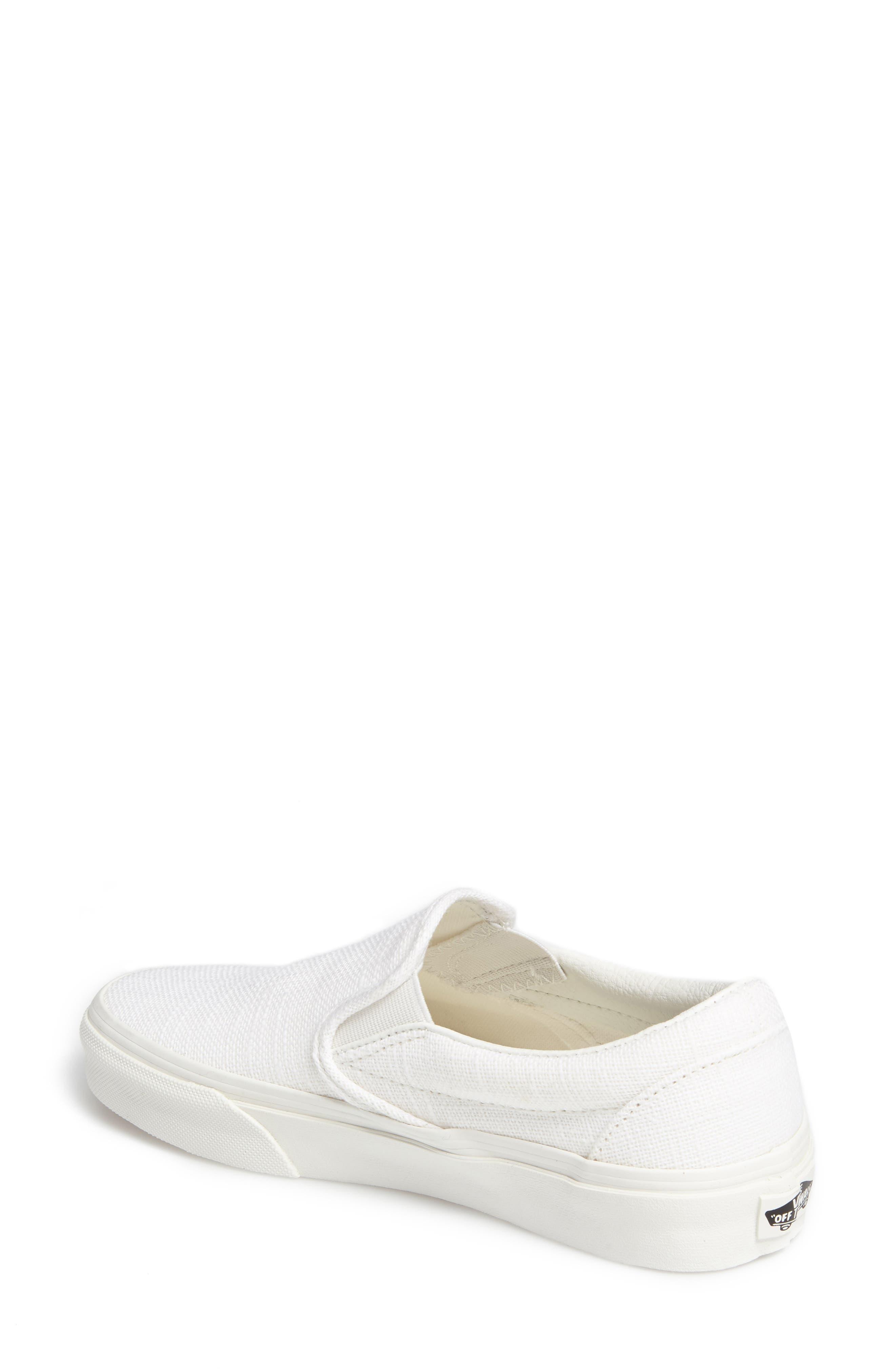 ,                             Classic Slip-On Sneaker,                             Alternate thumbnail 397, color,                             653