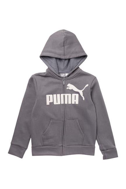 Image of PUMA No. 1 Logo Pack Fleece Zip Up