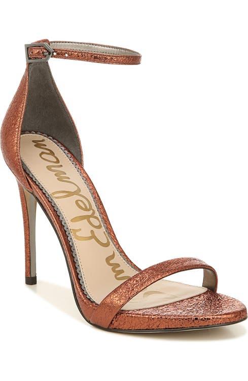 3263fbe9b Sam Edelman Ariella Ankle Strap Sandal (Women)   Nordstrom