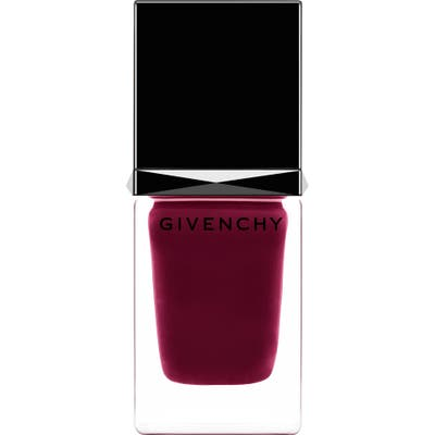 Givenchy Le Vernis Nail Polish - 7 Pourpre Edgy