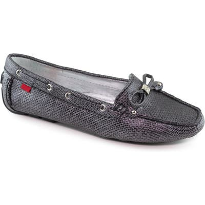 Marc Joseph New York Cypress Hill Loafer- Grey