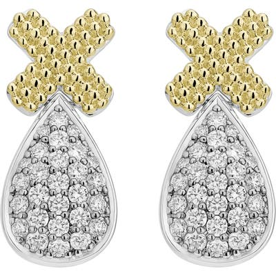 Lagos Caviar Lux Drop Earrings