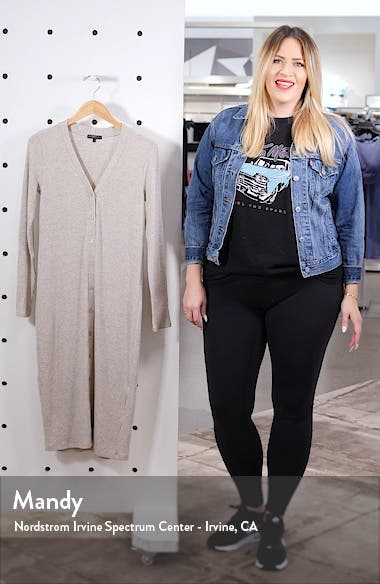 Your Line Buttoned Duster, sales video thumbnail
