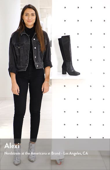 Belmont Knee High Boot, sales video thumbnail