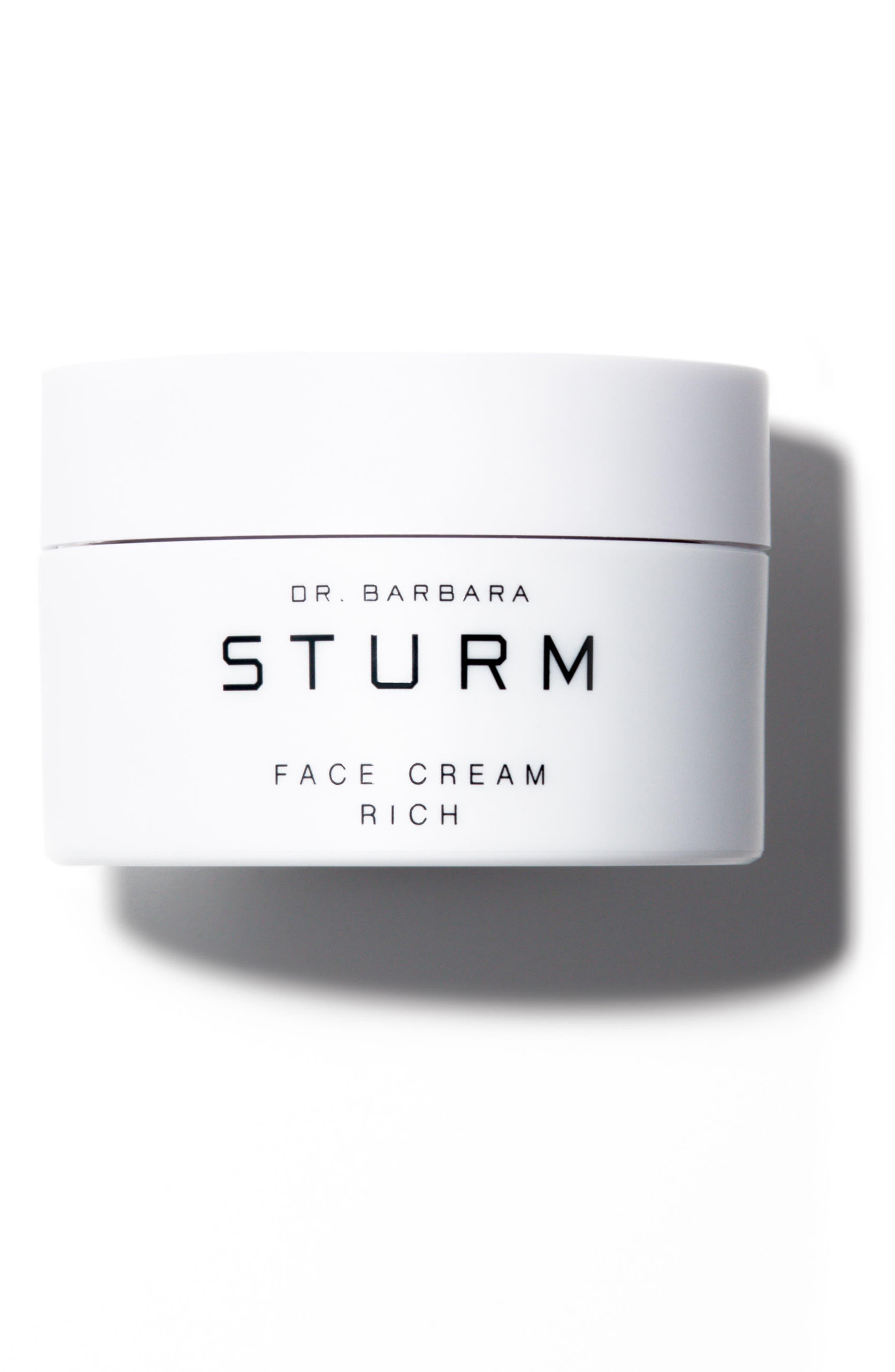 ,                             Face Cream Rich for Women,                             Main thumbnail 1, color,                             NO COLOR