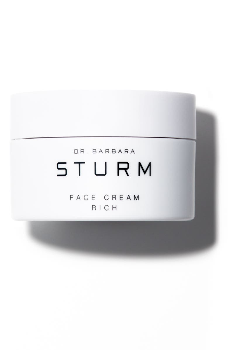 DR. BARBARA STURM Face Cream Rich for Women, Main, color, NO COLOR