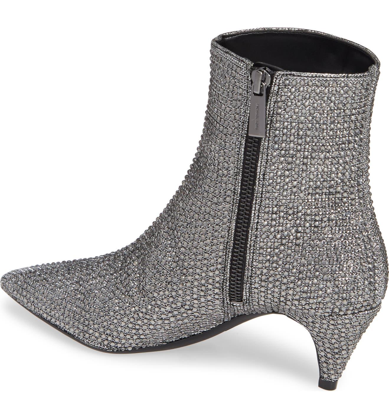 b4dc75a237539 MICHAEL Michael Kors Blaine Kitten Heel Bootie (Women) | Nordstrom