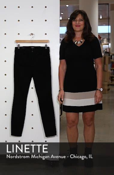 Ami High Waist Stretch Super Skinny Jeans, sales video thumbnail
