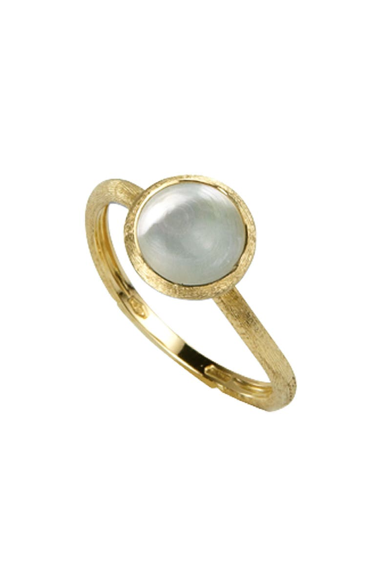 Marco Bicego Jaipur Tourmaline Pav Diamond Stackable Ring