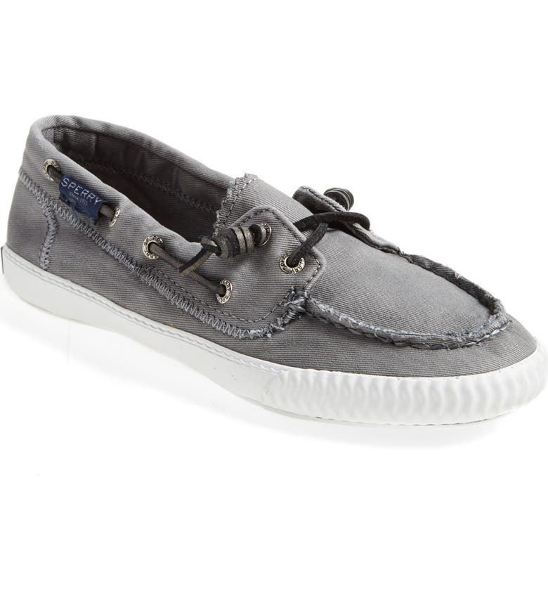 SPERRY Paul Sperry 'Sayel Away' Sneaker, Main, color, GREY