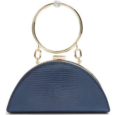 Topshop Gabs Grab Bag - Blue