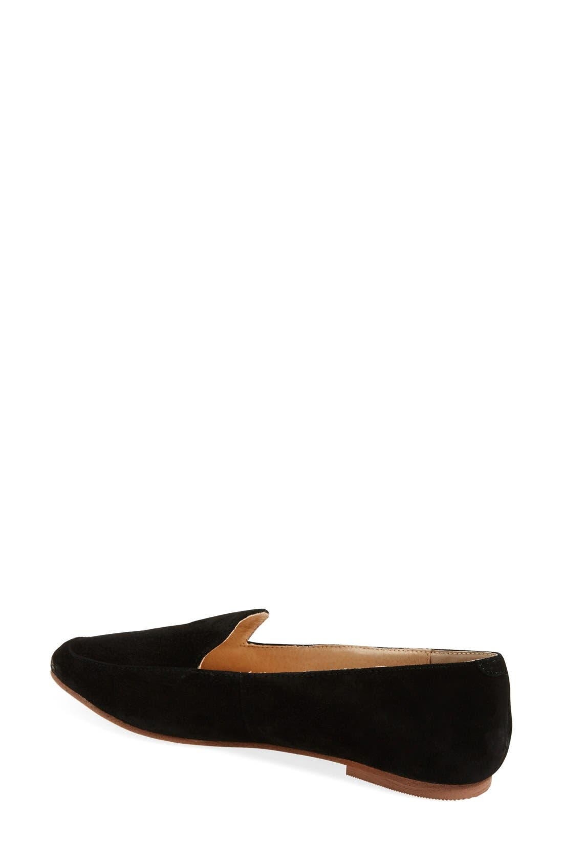 ,                             'Chandy' Loafer,                             Alternate thumbnail 6, color,                             001
