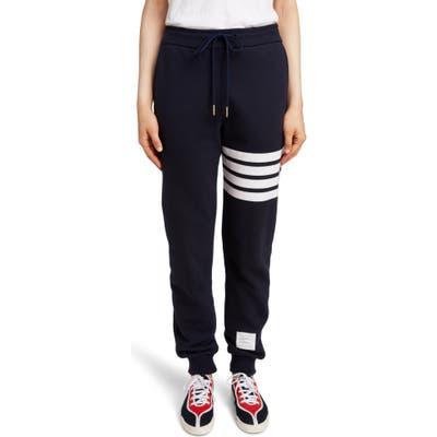 Thom Browne 4-Bar Sweatpants