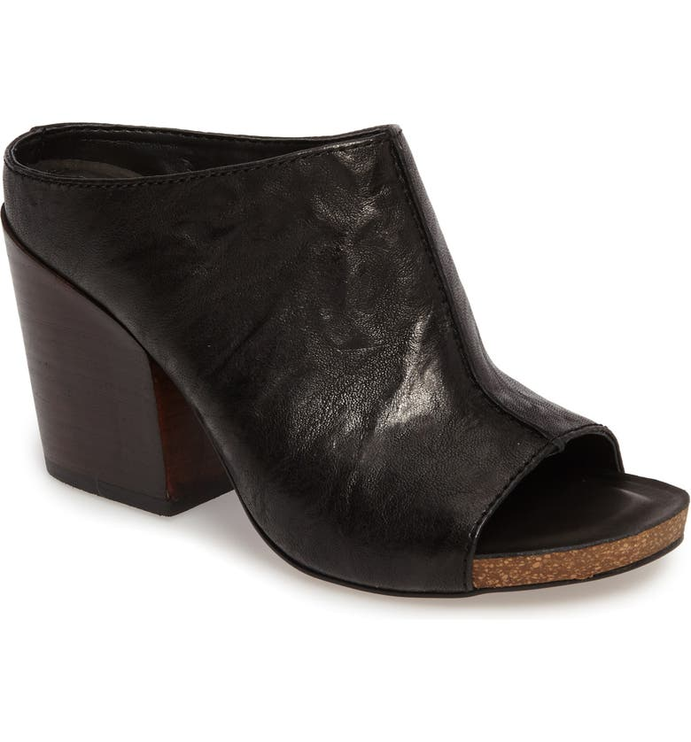 ISOLÁ Isabella Open Toe Mule, Main, color, 001