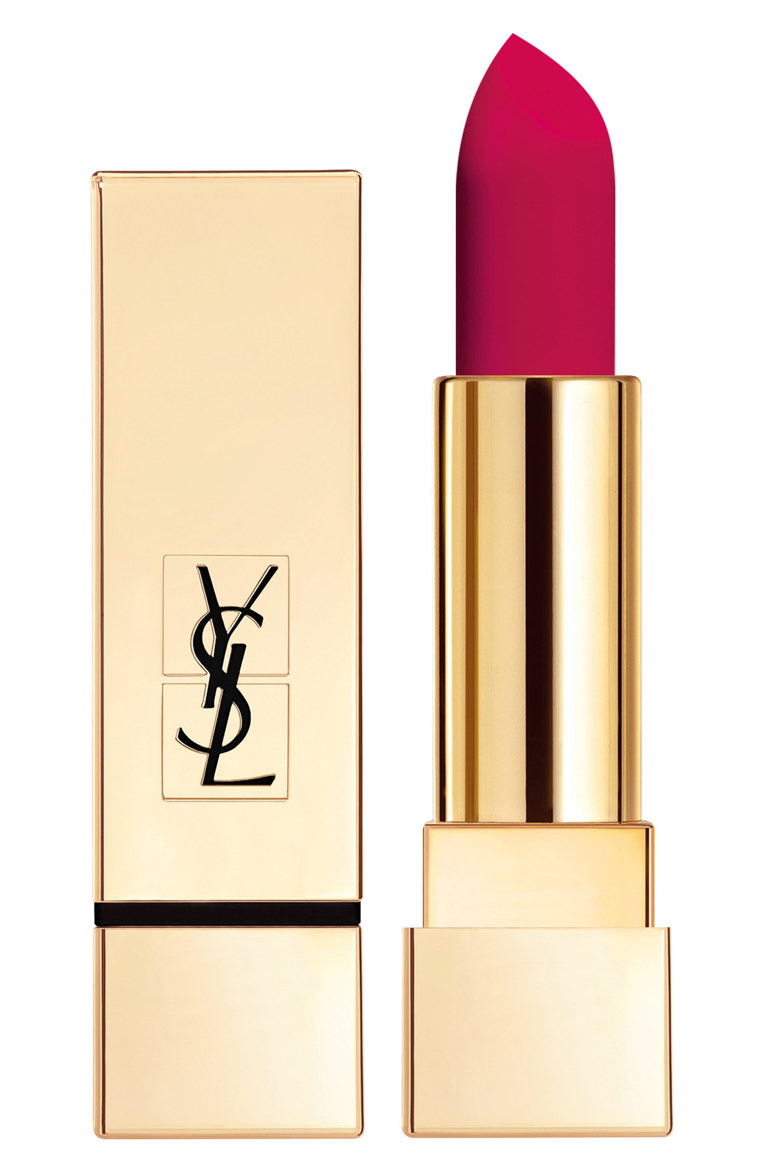 Yves Saint Laurent Rouge Pur Couture Matte Lipstick - 208 Fuchsia Fetiche