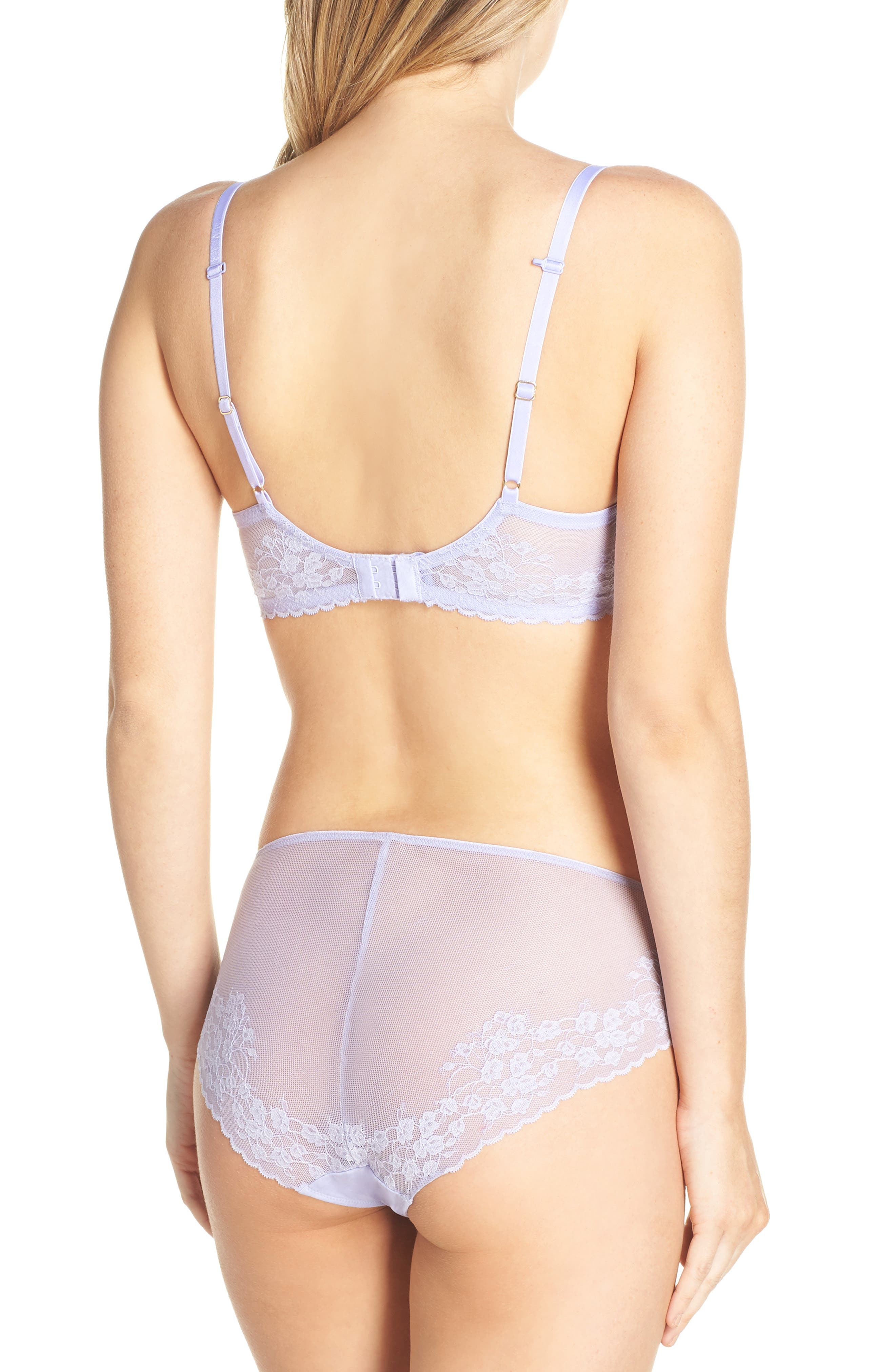 ,                             Cherry Blossom Convertible Underwire Bra,                             Alternate thumbnail 41, color,                             537