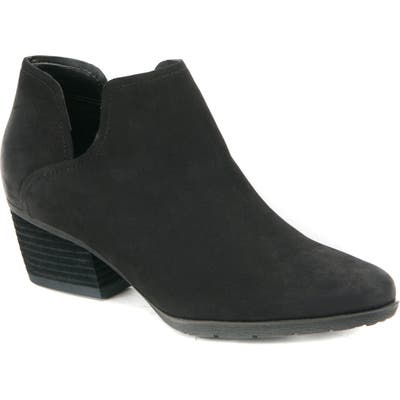 Blondo Victoria Waterproof Cutout Bootie, Black