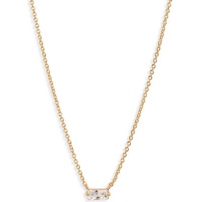 Gorjana Amara Pendant Necklace